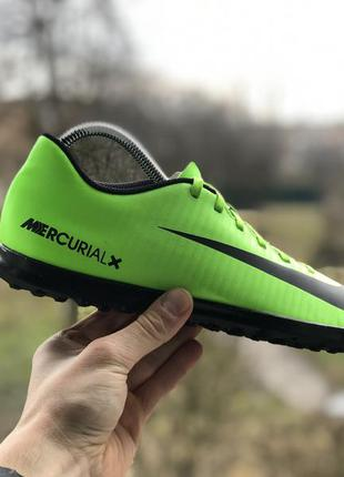 Nike mercurial vortex iii tf сороканожки багатошиповки бампи о...