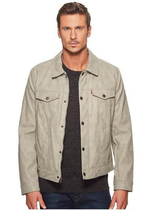 Классная мужская весенняя куртка levis xl- xxl