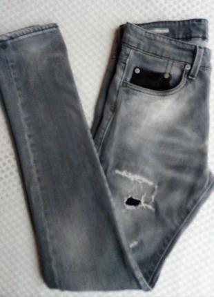 #розвантажуюсь. джинсы слимы унисекс.