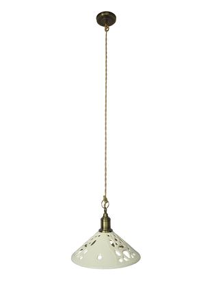 Світильник керамічний підвіс лофт светильник керамический