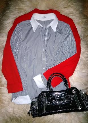 Van laack рубашка дорогого бренда, в полоску/// много интересн...