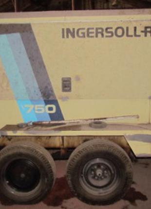 Компрессор INGERSOLL-RAND XP 750 винтовой