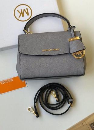 Женская сумка в стиле michael kors mini майкл корс
