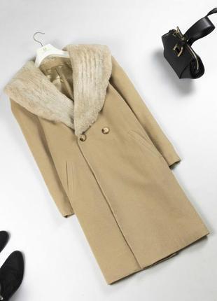 Пальто женское marks&spencer.