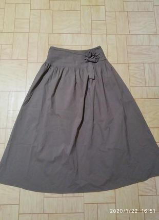 Юбка-макси, длинная летняя юбка