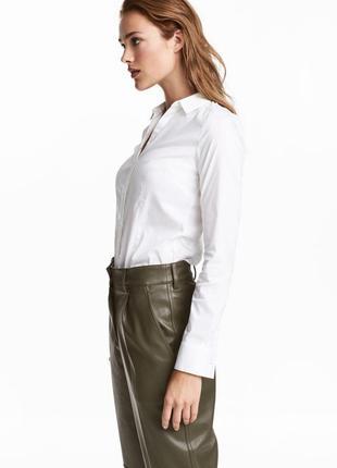 Рубашка блуза от h&m
