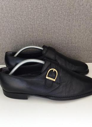 Чоловічі туфлі bally мужские туфли монки