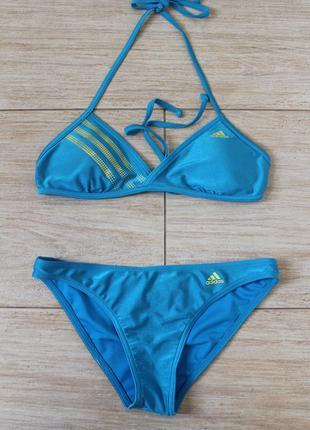 Adidas купальник раздельный