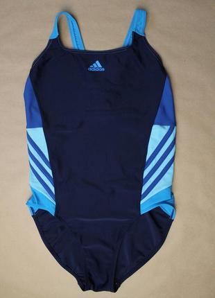 Adidas женский спортивный купальник для бассейна