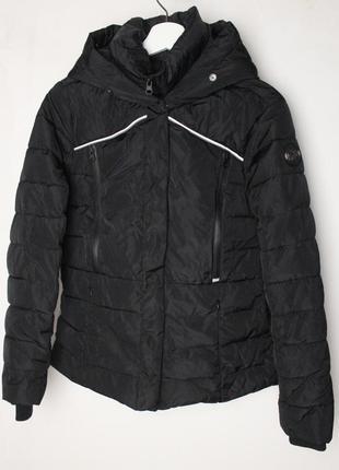 Superdry зимняя куртка пуховик женская размер s