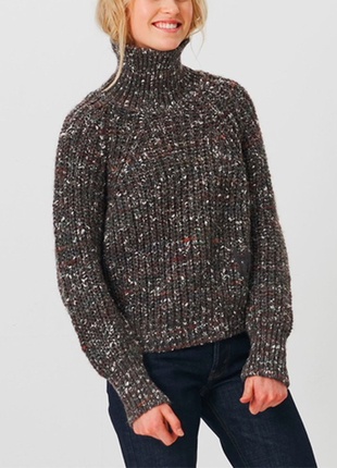 Wood wood шерстяной свитер с горловиной