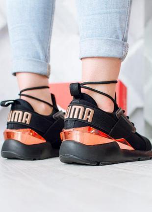 Шикарные женские кроссовки puma 😍 (весна/ лето/ осень)