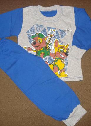 Пижама для мальчика щенячий патруль
