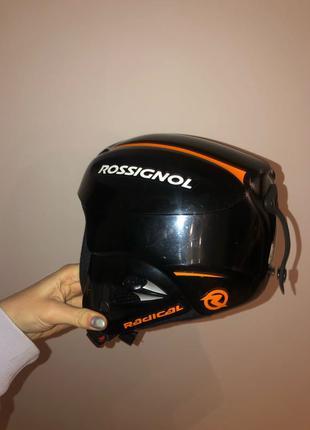 детский шлем для лыж