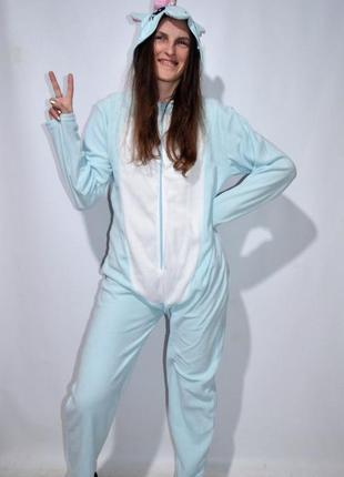 Пижама единорог l-xl