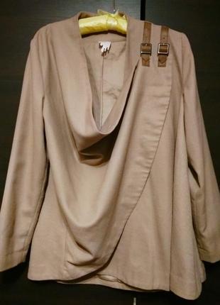 Monki шикарный кардиган, пиджак, накидка