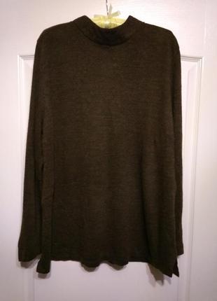 Presence свитер оверсайз большого размера