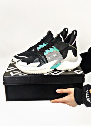 Nike jordan why not zer 0.2 шикарные мужские кроссовки найк дж...