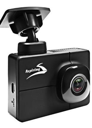 Видеорегистратор ASPIRING AT240 WI-FI, MAGNET+ Original