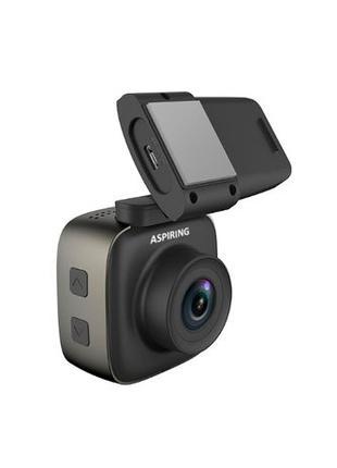 Видеорегистратор ASPIRING EXPERT 4 Wi-Fi, GPS, MAGNET Хит Продаж!