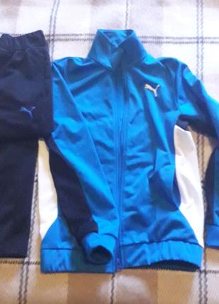 Спортивный костюм на мальчика 8-10лет
