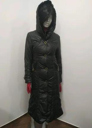 Зимнее пальто на синтепоне, Molanndo, р.М