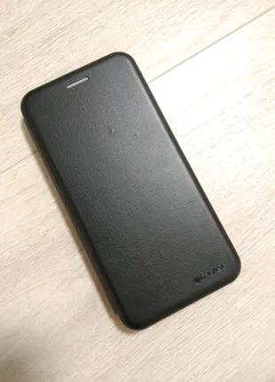 Xiaomi Mi A2 Lite чехол книжка черный