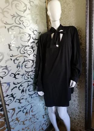 Платье-туника большого размера