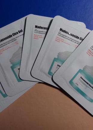 Крем для проблемной кожи a'pieu madecassoside cica gel 1мл