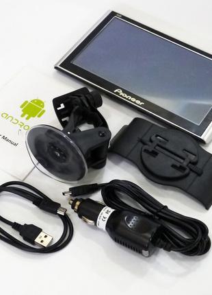 7'' Планшет Pioneer 7002 - GPS+ 4Ядра+ 8Gb+ Android