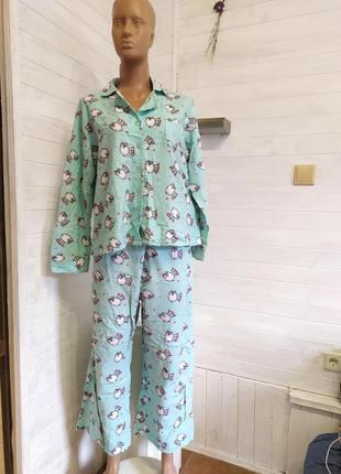 Тепленькая пижама