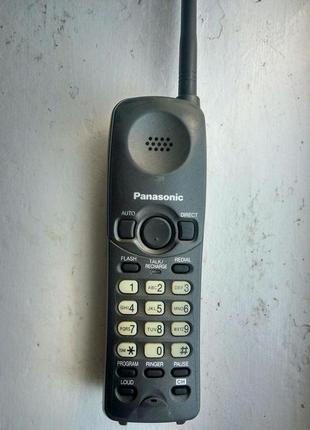 Радиотелефон  DECT Panasonic KX-TС2106UА с адаптером 12V/ 150mA