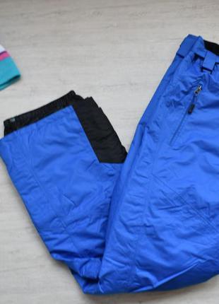 Мужские горнолыжные штаны брюки crivit 52р, термо сноуборд