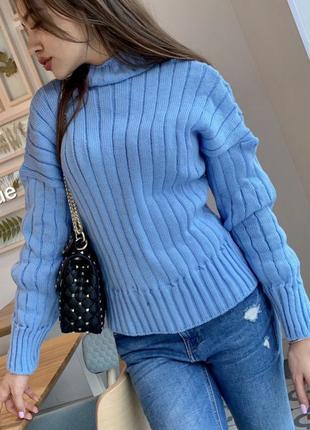 Женский свитер «миа»