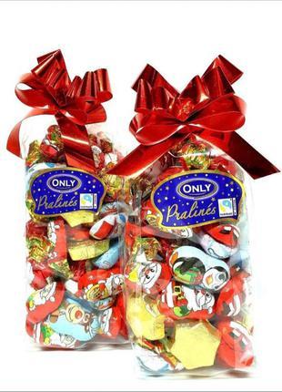 Шоколадні цукерки only