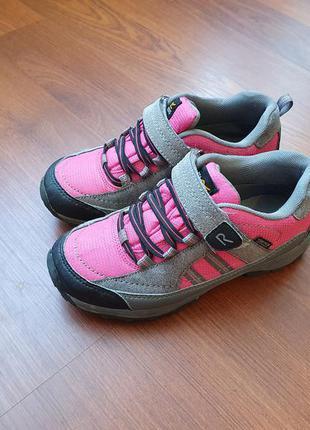32-33 размер (21,5 -22 см)regatta ботинки хайтопы кросовки кед...