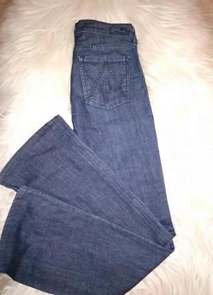 Ingrit stretch крутые, актуальные джинсы с стразами /// много ...
