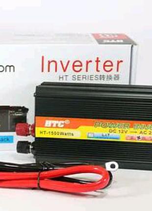 Преобразователь/автомобильный инвертор AC/DC 1500W 12V SSK UKC -