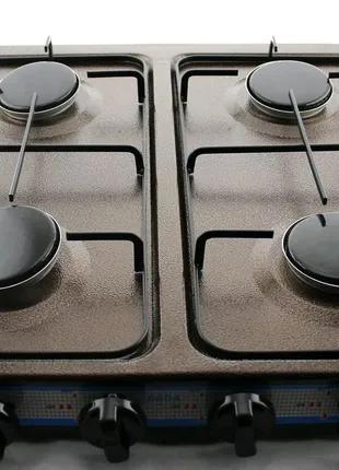 Газовая плита на четыре комфорки
