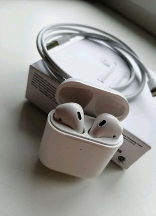 Наушники Apple Airpods 2 Bluetooth гарнитура