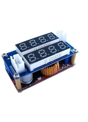Преобразователь напряжения понижающий XL4015 5-32 на 1-30В амп...