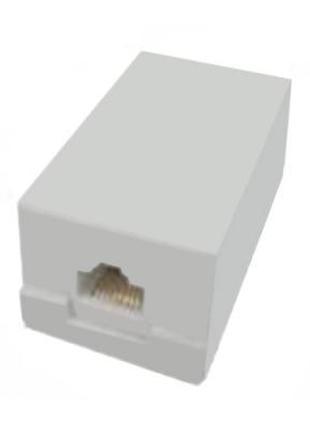 Розетка сетевая LogicPower 1xRJ45 UTP 5e (LP-112) (2309)