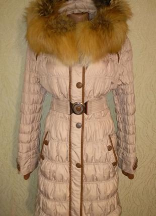 Пуховик. Пальто зимнее. Пух.