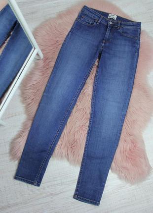 Джинсы скинни acne studios skin 5 marilyn jeans