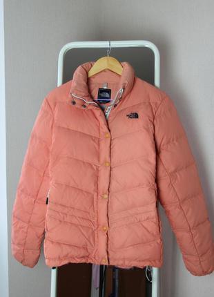Куртка,пуховик  the north face carmel  down jacket
