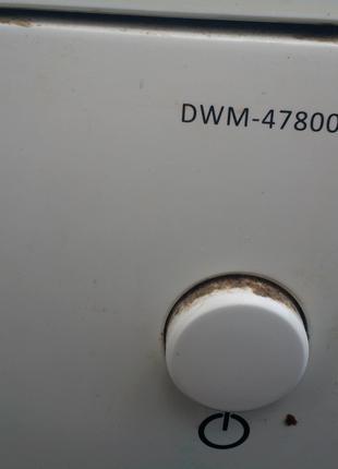 Стиральная машина Delfa dwm 47800 SW по запчастям