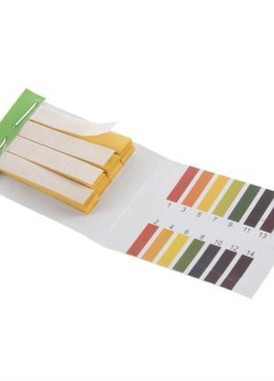 10x лакмусовая бумага 80 шт. (тест pH), лакмусовые полоски