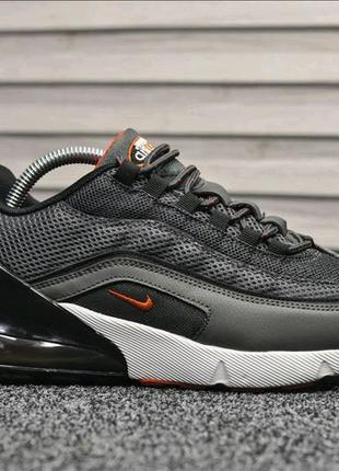 Мужские кроссовки  Nike Air Max Hybrid 97 Gray. Артикул 9015t.