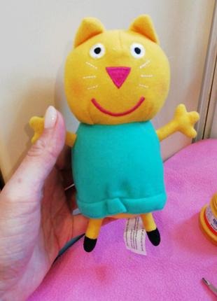 Котик пеппа пиг