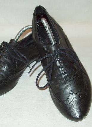 Туфли в стиле oxford *tamaris*. germany.р.38.ориг.